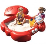 Step 2 Crabbie Sandbox