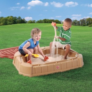 Step 2 Naturally Playful Little Dunes Sandbox