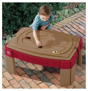 Step Naturally Playful Elevated Sand And Water Table