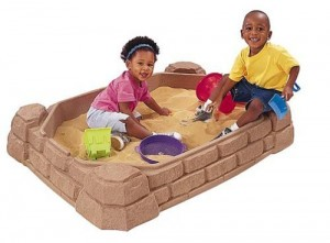 Step 2 Naturally Playful Sandbox